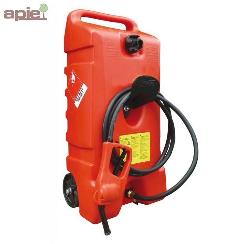 Réservoir de ravitaillement 53 L pour gasoil ou essence - Cuves CARBURANTS