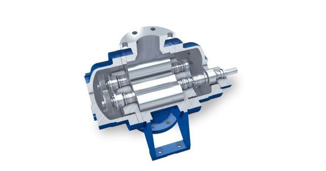 Surpresseurs à pistons rotatifs - Surpresseurs haute pression