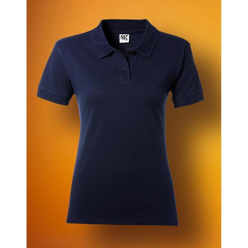 Polo femme Cotton - Manches courtes
