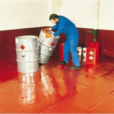 Peinture de sol à résistance chimique - Solid'sol Antidérapant