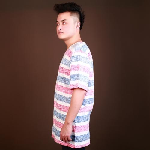 2016 New hot sale fashion men's t-shirt - Anti-Pilling, Anti-Shrink, Anti-Wrinkle, Breathable, Eco-Friendly, Plus Size