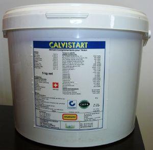 Complément alimentaire pour démarrage des veaux - CALVISTART - Réduit les coûts de traitements