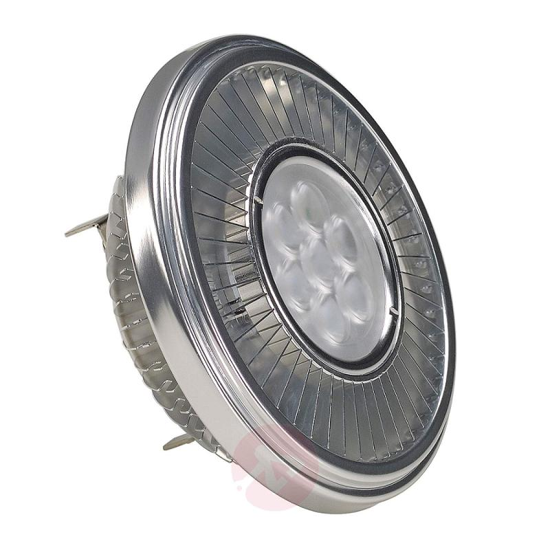 G53 19.5 W QRB111 PWRLED reflector lamp, ww, 30° - light-bulbs