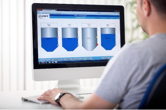 Nivotec® NT 2000 / 3000 / 4000 - Füllstandsüberwachung und Visualisierung