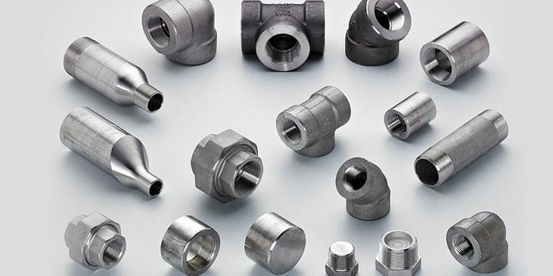 NICKEL ALLOY ITEMS - steel Fitting