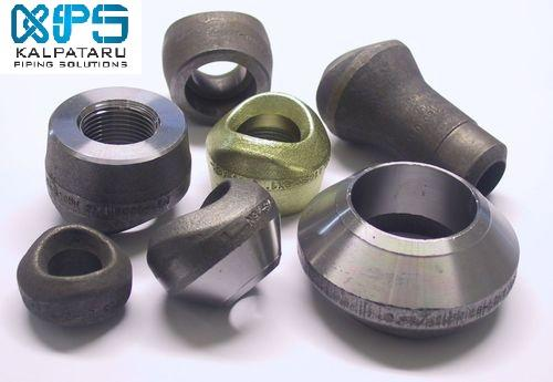 CARBON STEEL FORGED FITTINGS - CARBON STEEL SOCKETWELD FITTINGS - CARBON STEEL THREADED FITTINGS - ASTM A105
