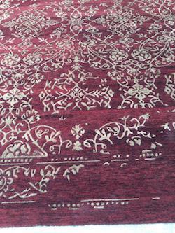 Custom Made - Hand knotted rug