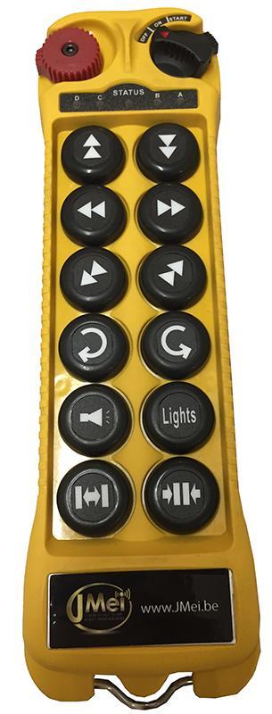 Télécommande universelle pour pont roulant - S-LYT