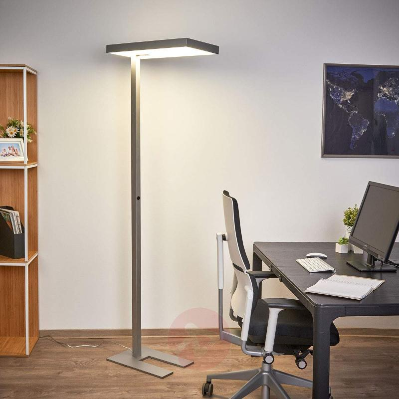 Superbe Office LED Floor Lamp Nora With Motion Detector   Floor Lamps ...