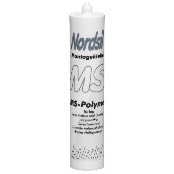 Nordsil MS farbig - MS - Mounting adhesive