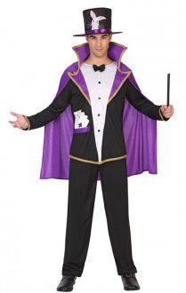 Costume magicien adulte - Articles de fête et Carnaval