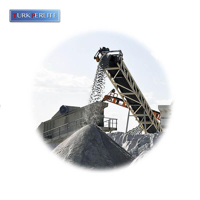 Perlite - Ore, raw, unexpanded, expanded perlite for any purpose