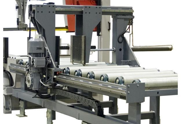 Scie à ruban automatique  - INDIVIDUAL 720.540 GANC-LS