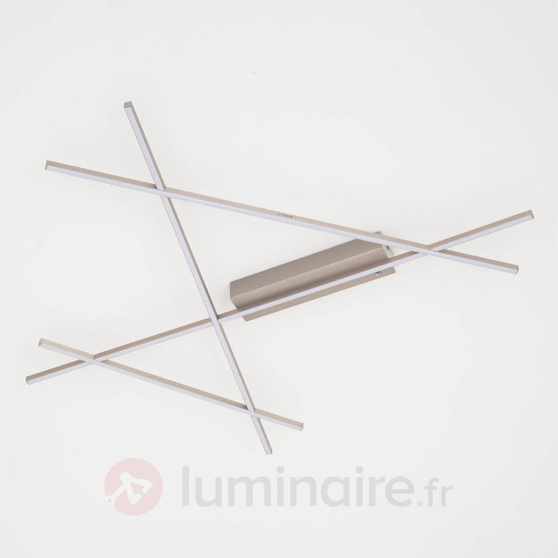 Plafonnier Mikada avec LED - 4.000 lumens - Plafonniers LED