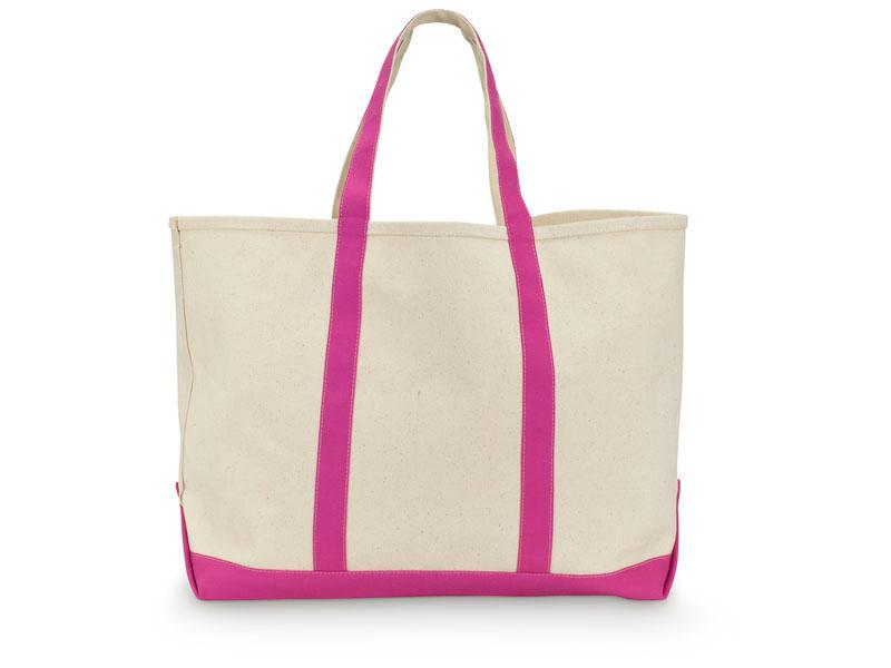 Canvas Beach Bags, Tote Bag -  Canvas promotional Bag