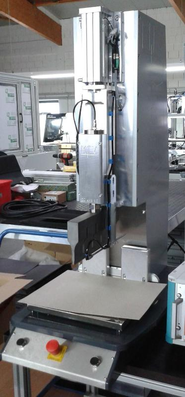 MTV-SUS 20 kHz with a special design - Ultrasonic welding machines