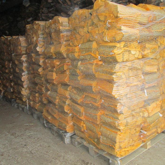 Pallets firewood