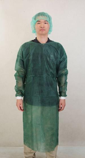 Vestido de aislamiento protector del Ropa del cuerpo - EM-BW-IG-3
