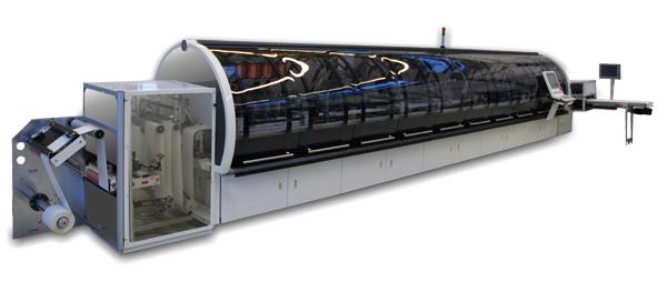 WCE2000 - Automatic Production System - Flexible platform for antenna embedding and RFID inlay production