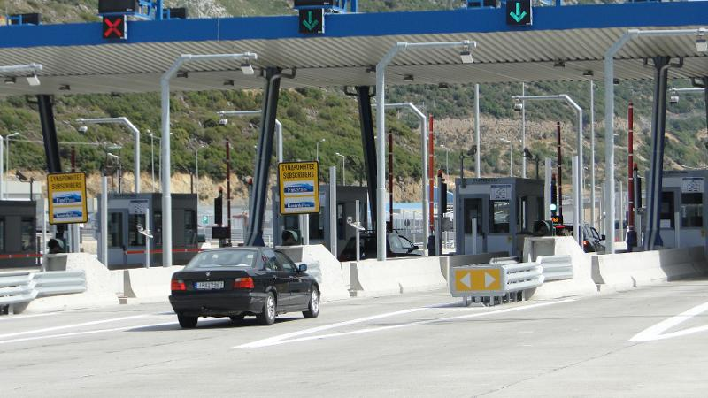 TOLL BOOTHS - null