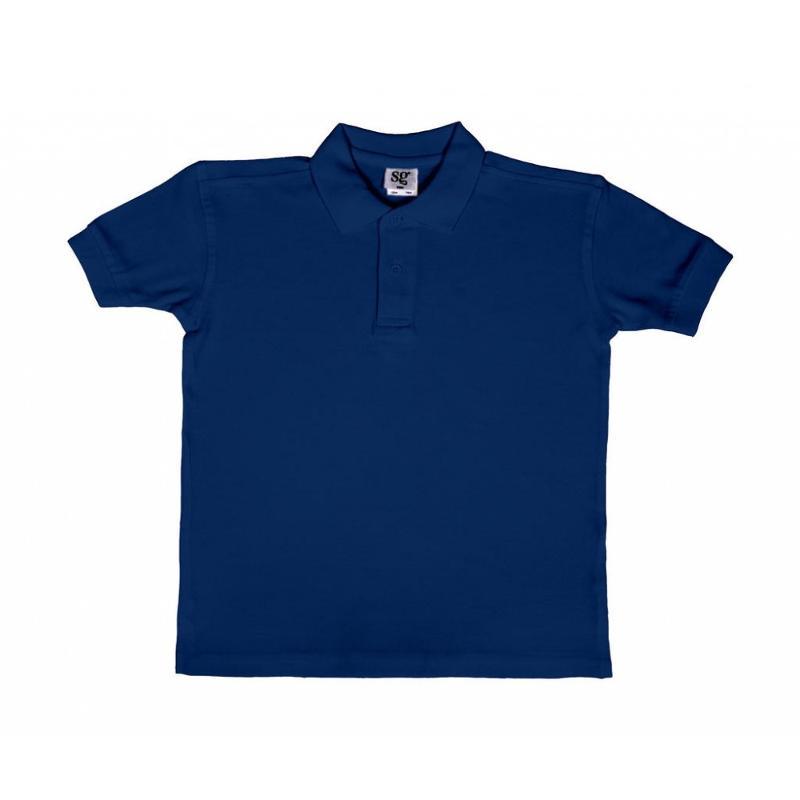 Polo enfant Cotton - Manches courtes