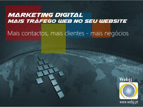 Agência de marketing digital - Mais tráfego no seu website - Agência de marketing digital - Mais tráfego no seu website