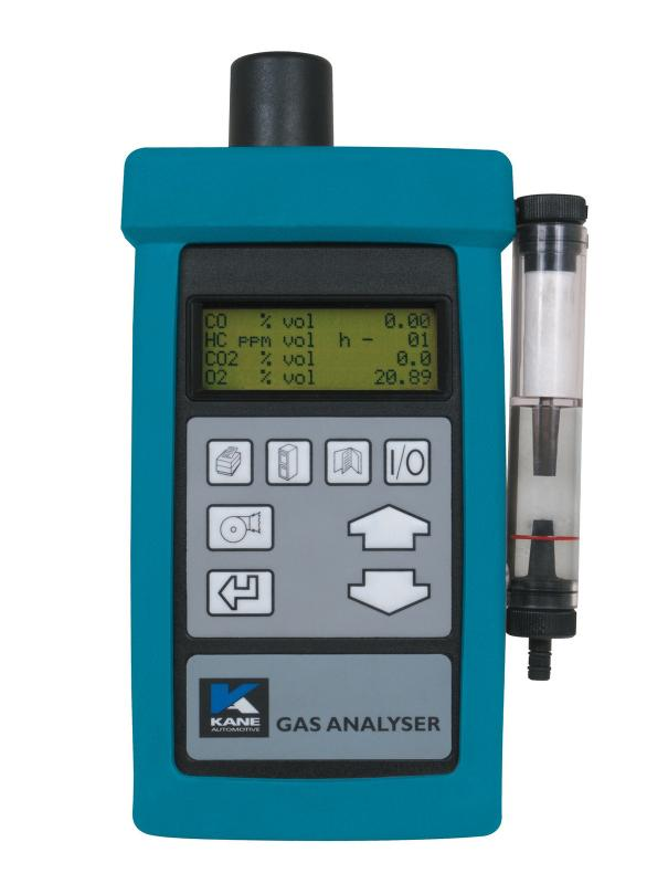 AUTO 4-1 et 5-1 MID - Analyseur de gaz d'échappement