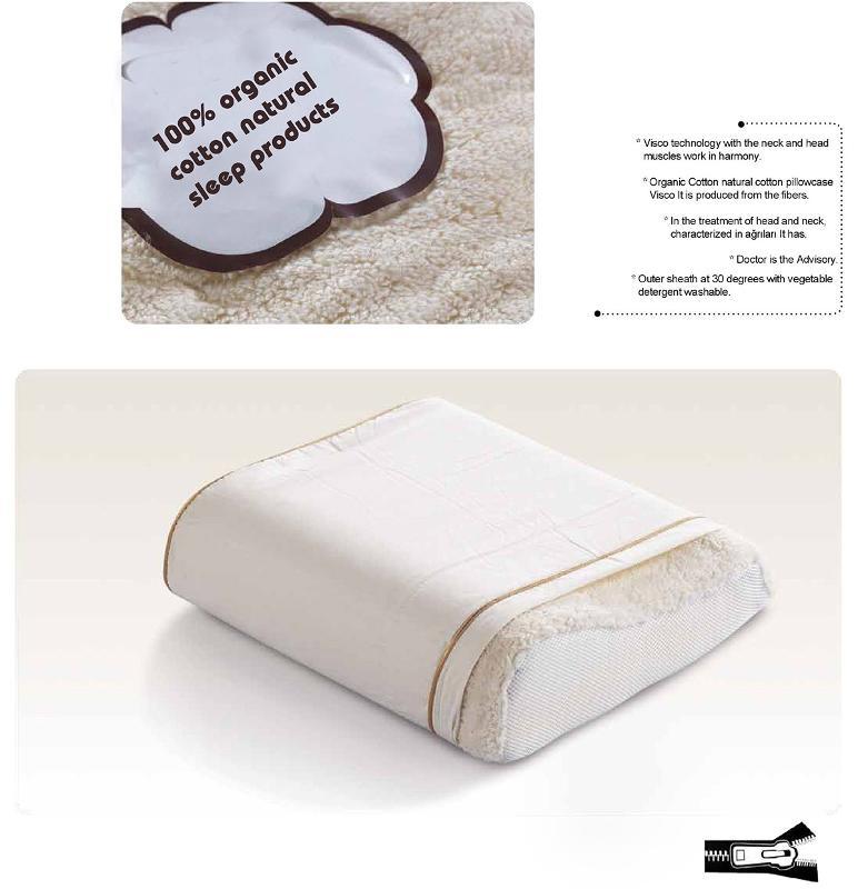 Lilium Organic Cotton Visco - pillow