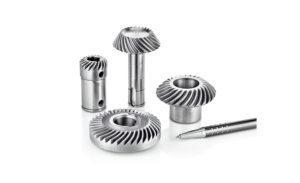 Spiral Bevel Gears - PRECISION GEARS