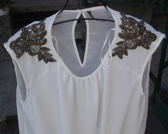 Embellished Blouses & Tunic - Manufacturer & Exporters, India
