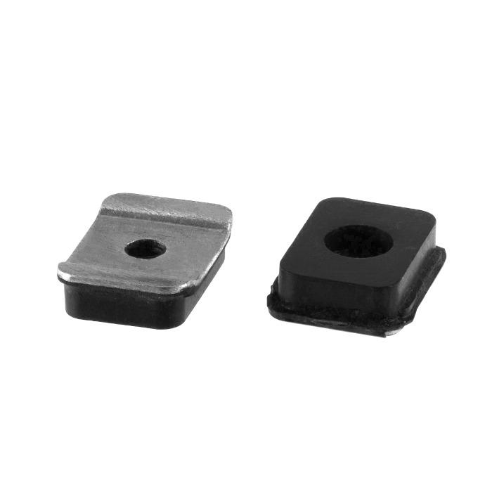 Rubber to metal vulcanization - Rubber metal connections