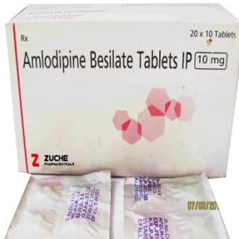 Amlodipine Besilate Tablets - Amlodipine Besilate Tablets