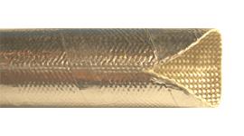 Feuerschutzschlauch / Hitzeschutzschlauch - Alutex