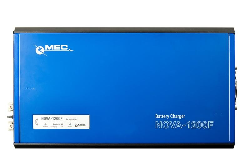 MEC NOVA-1200F Industrial Charger - Industrial Battery Charger for Larger Batteries