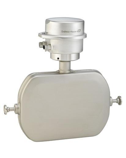 Proline Promass A 500 Coriolis-Durchflussmessgerät - Genaues Einrohr-Messgerät für kleinste Durchflüsse