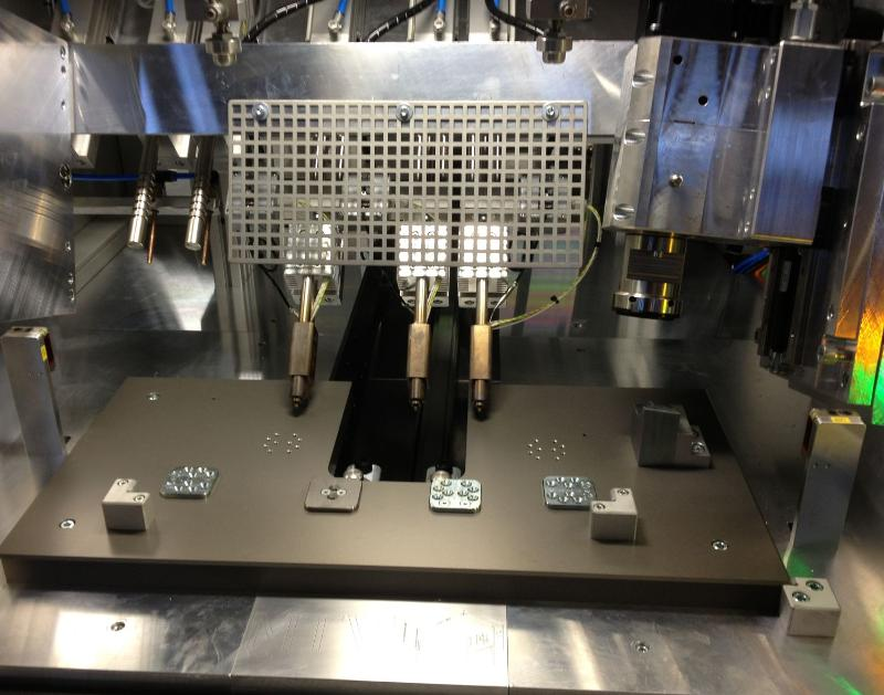 Rotation welding machine with hot plate - Rotation welding machines