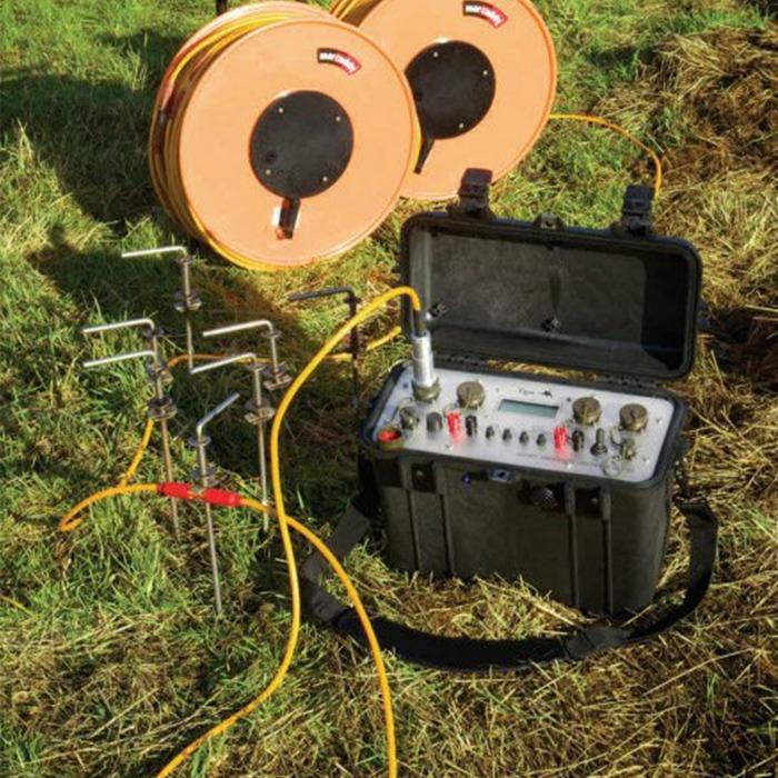 Tigre - Résistivimètre multi-électrodes