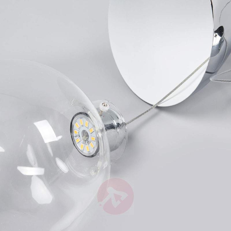 Fascinating LED hanging light Tear - Pendant Lighting