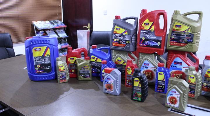 Hydraulic & Gear Oil - Gear Oil 80W90 API GL-5