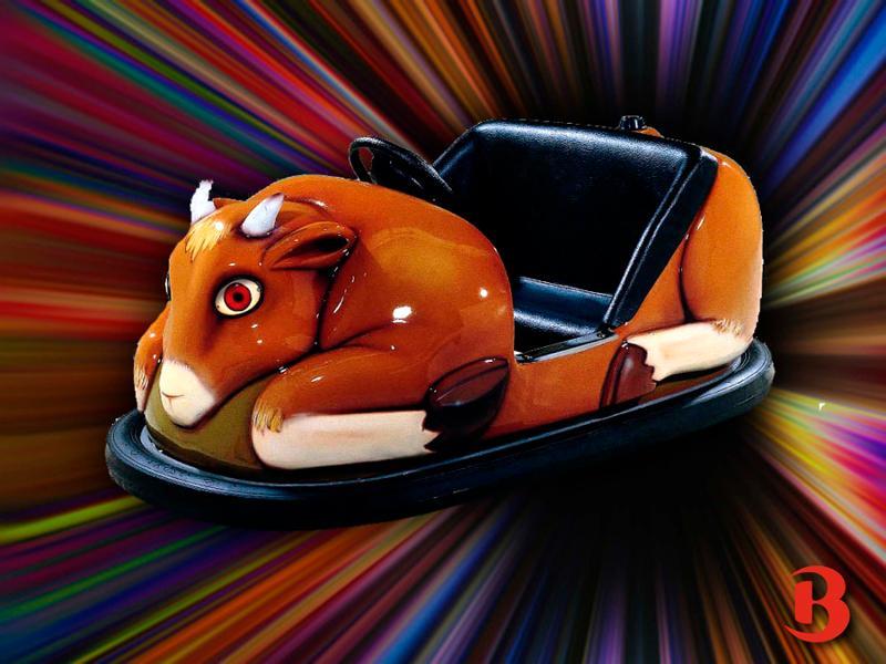 Animal - Bumper Cars Mini