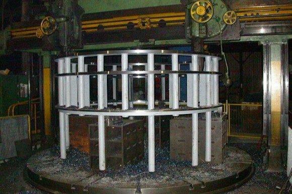 rectification usinage - Machine Tour vertical 5000 x 2000