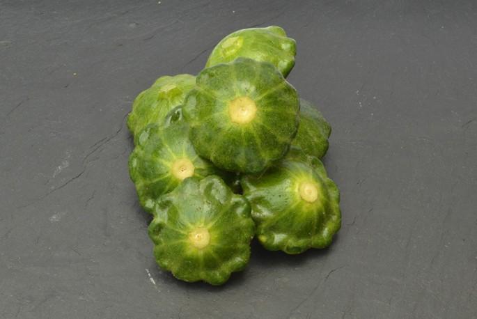 Mini patisson vert - Mini légumes d'importation