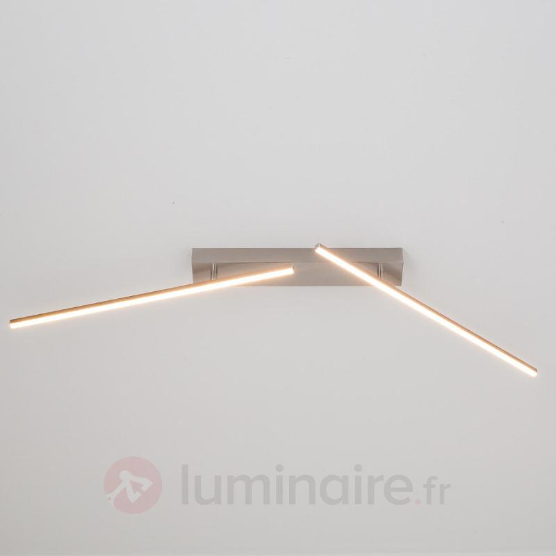 Plafonnier LED réglable Felipa - Plafonniers LED