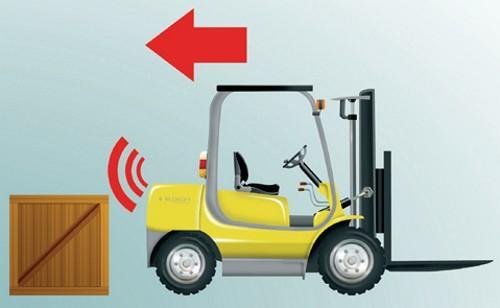 Aanrijdalarmering vrachtwagens