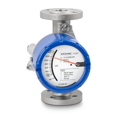 H250 M40 - Débitmètre pour liquide / à flotteur / 10 - 120 000 l/h / max. 3 000 bar