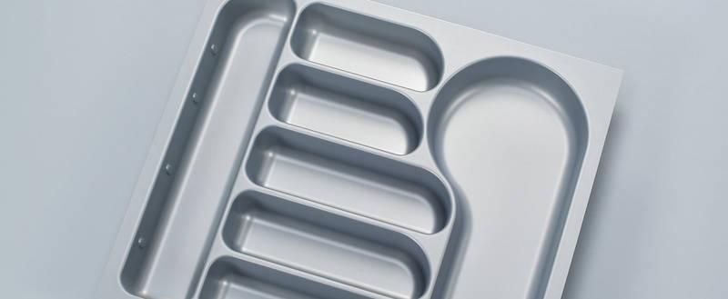 FUTURA Design and order coincide - Futura 500/60 silver D