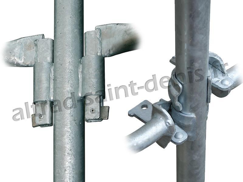 Echafaudage MAG 42 - Echafaudages Fixes