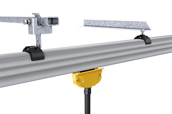 Sistema de alimentación eléctrico - DCL-Pro - Líneas de contacto y alimentaciones de corriente - DCL-Pro
