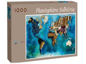 PUZZLE 1000P - PLANISPHERE