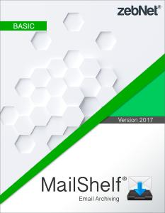 MailShelf Basic - A Turnkey Solution for Compliant Email Archiving